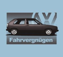 MK2 golf #007  by axesent