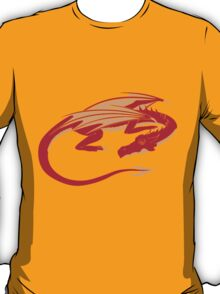 Smaug, the red dragon T-Shirt