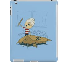 Garr iPad Case/Skin