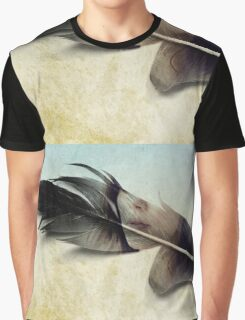 Memory of a quill Graphic T-Shirt