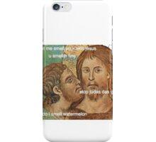Judas iPhone Case/Skin