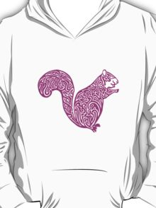 Penned Squirrel   T-Shirt