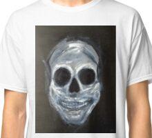 Abstract Skull Classic T-Shirt
