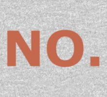 No. One Piece - Short Sleeve