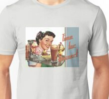 Time for Dessert Waitress  Unisex T-Shirt