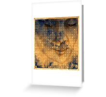 - but when I'm alone.. Greeting Card