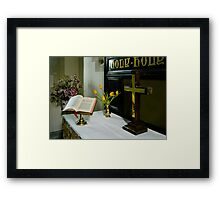 St Swithuns Church Framed Print