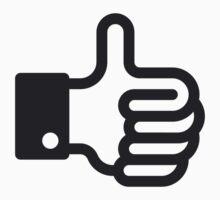 Thumb Up / Pulgar Para Arriba / Daumen Hoch by MrFaulbaum