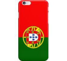 Smartphone Case - Flag of Portugal - Vertical iPhone Case/Skin