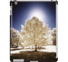 Infrared Tree iPad Case/Skin