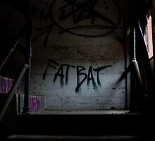 Graffiti Stairway by L2Photography