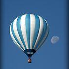 La Luna Balloona by SisterSunshine