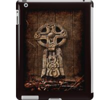Celtic Cross iPad Case/Skin