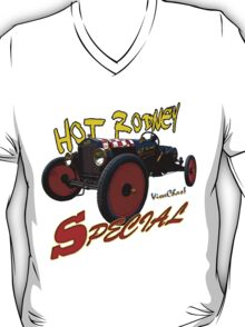 Hot Rodney Special Graphical T-Shirt T-Shirt