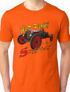 Hot Rodney Special Graphical T-Shirt Unisex T-Shirt
