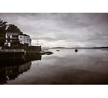 Crinan Bay Scotland Photographic Print