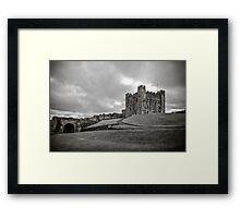 Bamburgh Castle England Framed Print