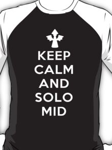 League of Legends Keep Calm T-Shirt T-Shirt