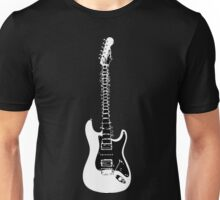 Guitar Spine Unisex T-Shirt