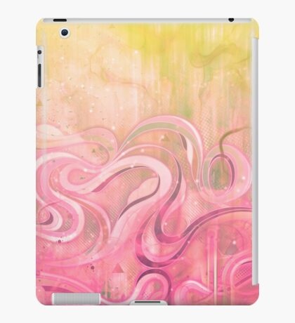 Cascade Sunset iPad Case/Skin