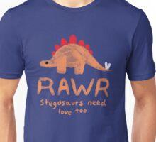 Illustration - Dinosaur 2 Unisex T-Shirt