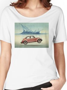 Drop in the Ocean Women's Relaxed Fit T-Shirt