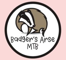 Badgers Arse MTB Front by iGBones