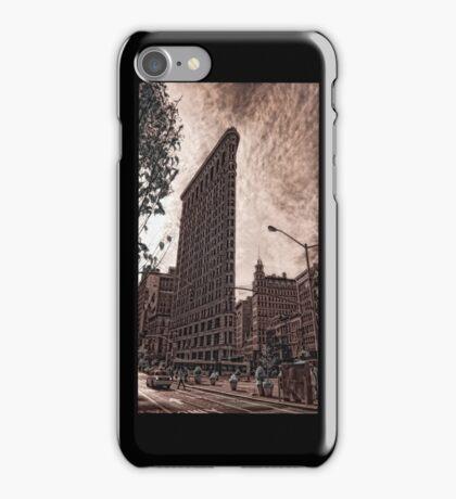 New York, New York iPhone Case/Skin