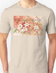 Affirmation for PEACE 2 Unisex T-Shirt