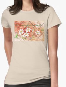 Affirmation for PEACE 2 Womens Fitted T-Shirt