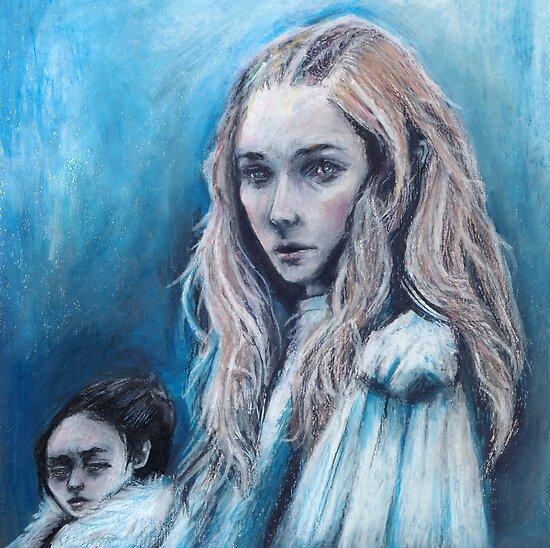 Sisters by Ida Jokela