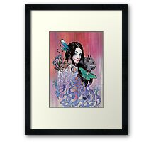 Lilitha Framed Print
