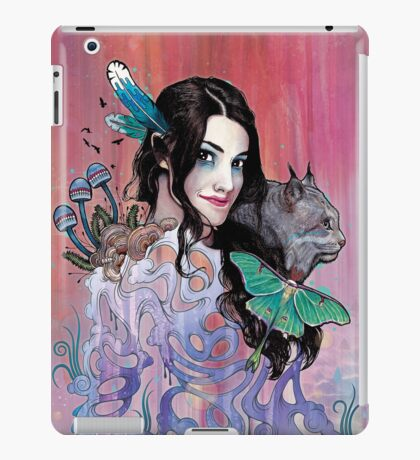 Lilitha iPad Case/Skin