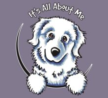 Great Pyrenees :: Its All About Me by offleashart