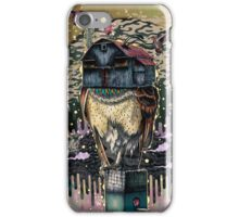 The Barn Owl Fortune Teller iPhone Case/Skin