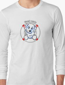 Great Pyrenees :: First Mate Long Sleeve T-Shirt