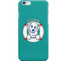 Great Pyrenees :: First Mate iPhone Case/Skin