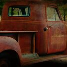 Rusty Old Ride by Ginger  Barritt