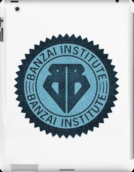 Buckaroo Banzai Institute Gear Logo by Hedrin