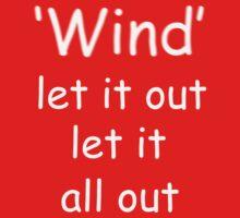 More Wind Kids Tee