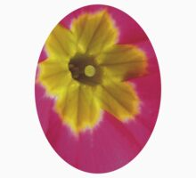 Pink and Yellow Primrose Macro Kids Clothes