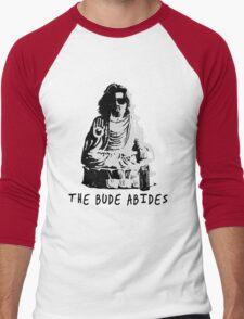The Bude Abides Men's Baseball ¾ T-Shirt