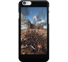 Isla Mujeres Mayan Ruins iPhone Case/Skin