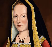 Elizabeth of York by marksatchwillart