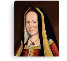 Elizabeth of York Canvas Print