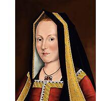 Elizabeth of York Photographic Print