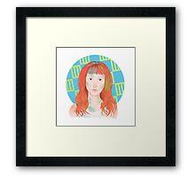 HW #8 Framed Print