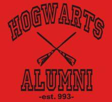 Hogwarts Alumni by hellurink