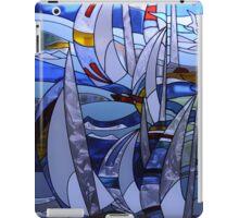 Glass ships iPad Case/Skin