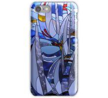 Glass ships iPhone Case/Skin